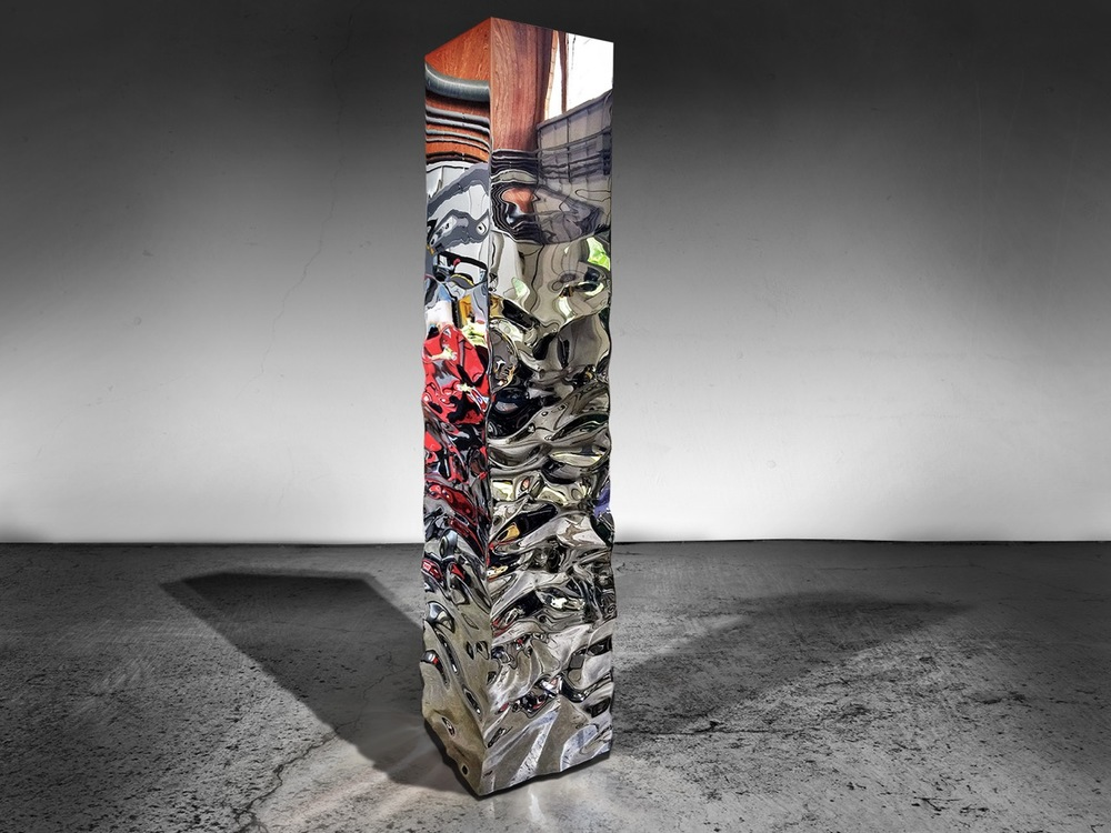 High Chromium Stainless Steel 85 x 19 x 19 inches | 216 x 48 x 48 cm 2015