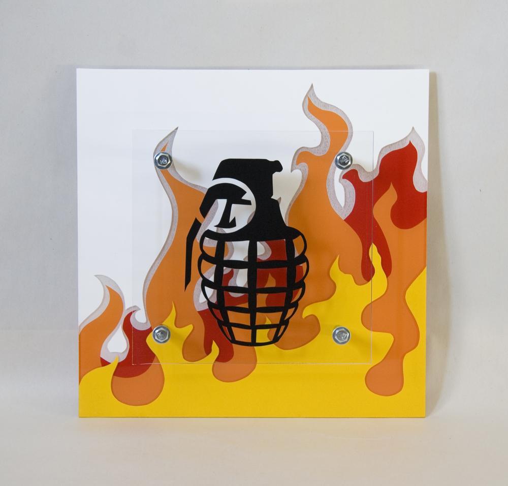 #18 - Arson  sold.
