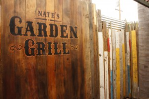 Come taste the food and see the renovations and meet the new team over at Nate's Garden Grill.