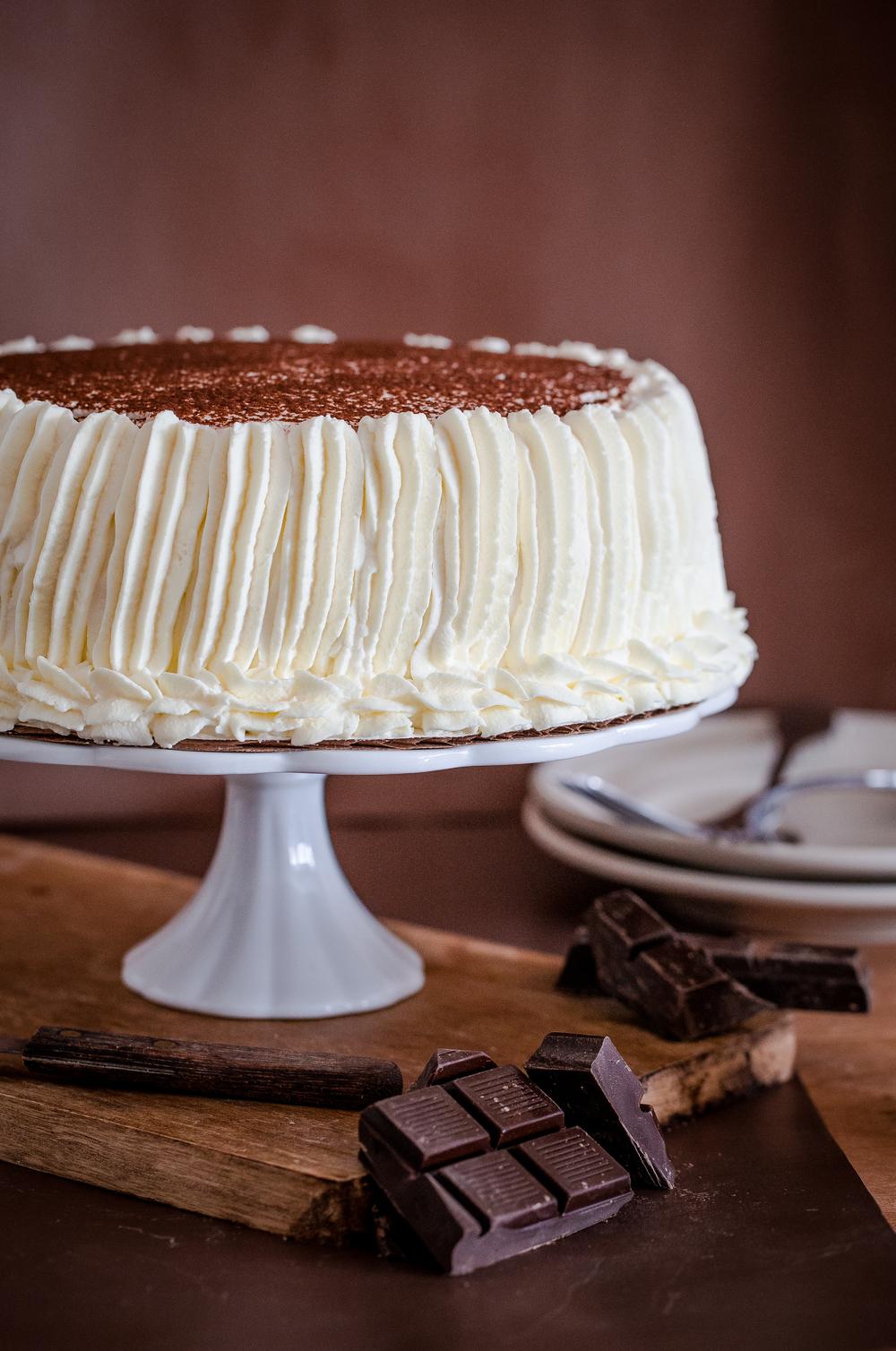 Sweetbites  Tiramisu Cake