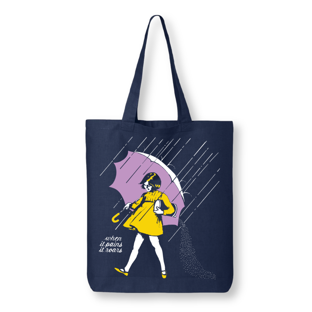 f999bded473e Salt Girl Tote Bag — JAWBREAKER