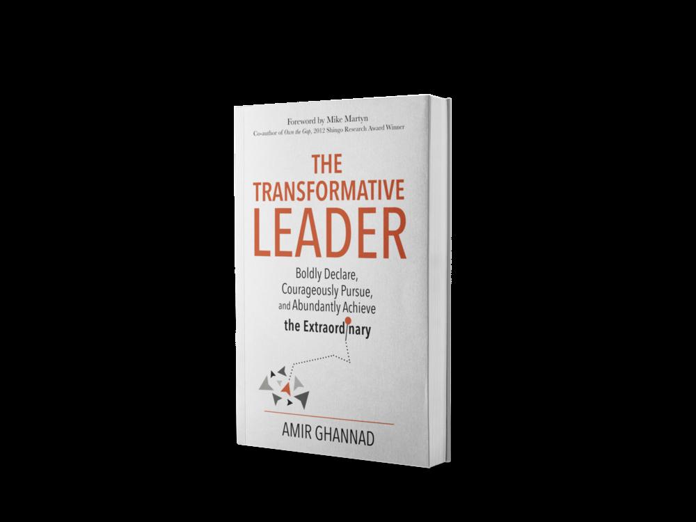 Pour en savoir plus sur (l'ouvrage  The Transformative Leader  -  http://www.theghannadgroup.com/store/the-transformative-leader ).  Pour télécharger (un chapitre gratuit -  https://theghannadgroup.com/store/free-chapter ). Plus d'information sur la (conférence d'Amir Ghannad au Salon MPA 2018 -  https://www.salonmpa.com/fr/detail-programmation/4 ).