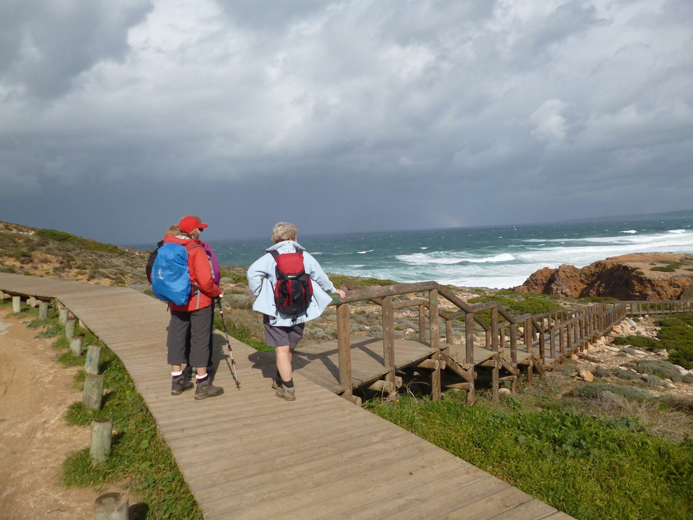 Great Circle Route, Algarve Portugal Walks SHWH