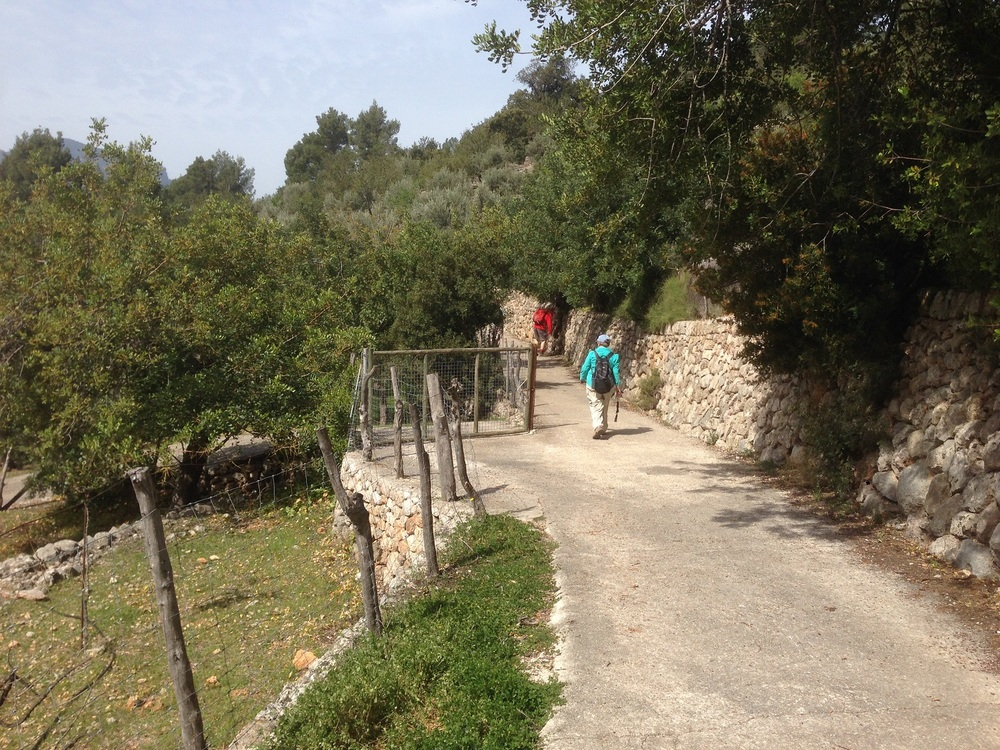 Great Circle Route, Mallorca Walks (7300)