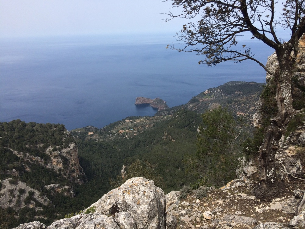Great Circle Route, Mallorca, Arch Duke's Trail