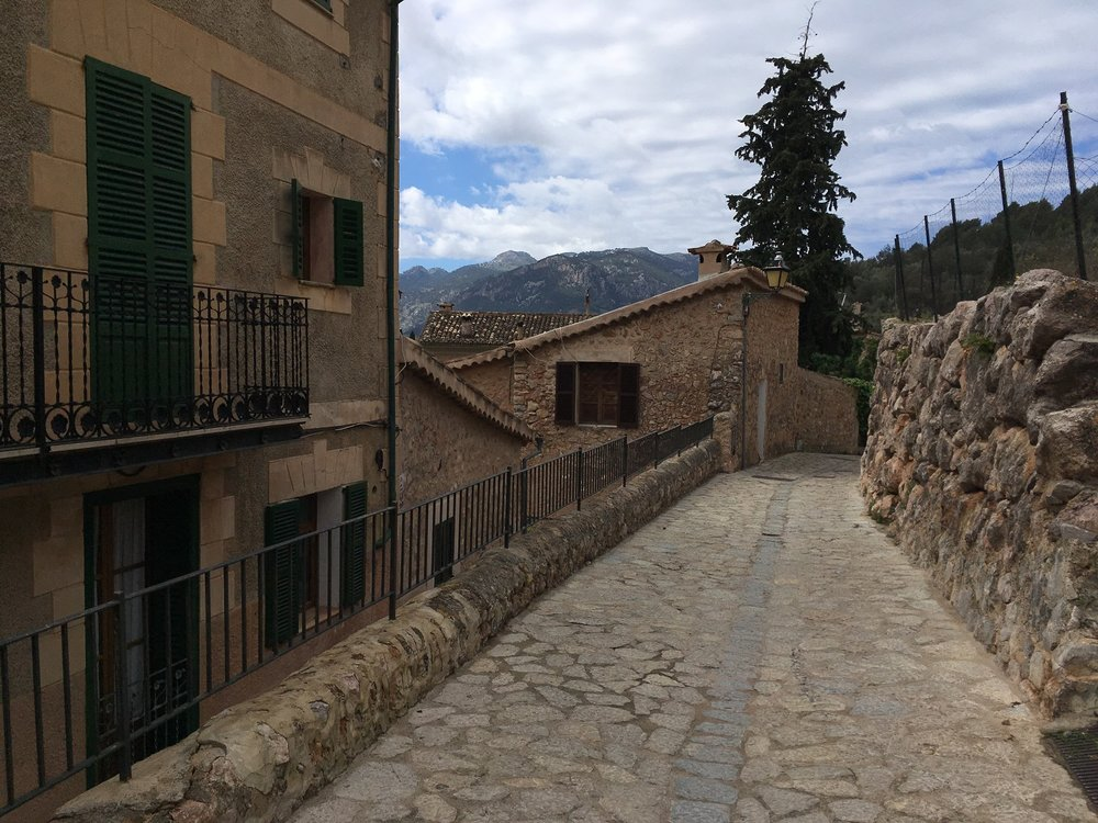 Great Circle Route, Mallorca Walks, Binibassi