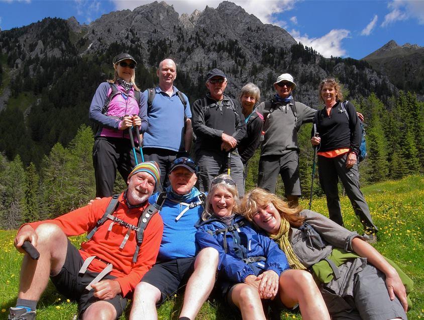 Dolomites Walks