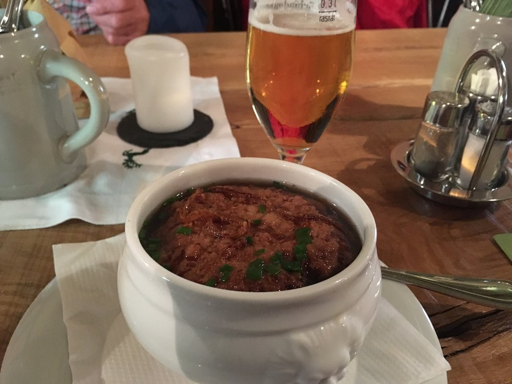 Cuisine in the Austrian Alps, Great Circle Route