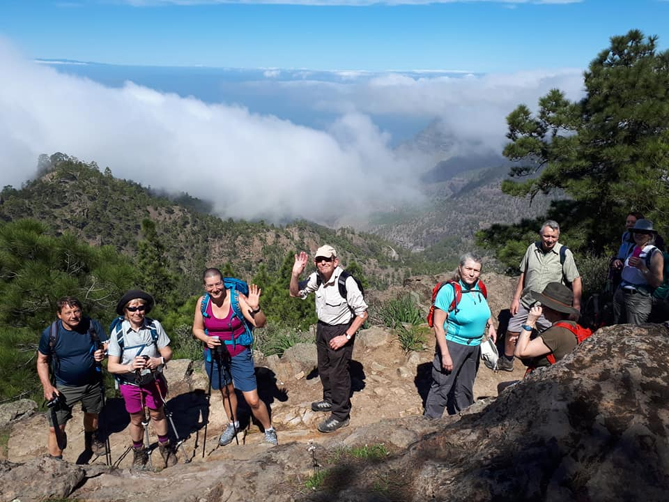 Gran Canaria Walks, Great Circle Route