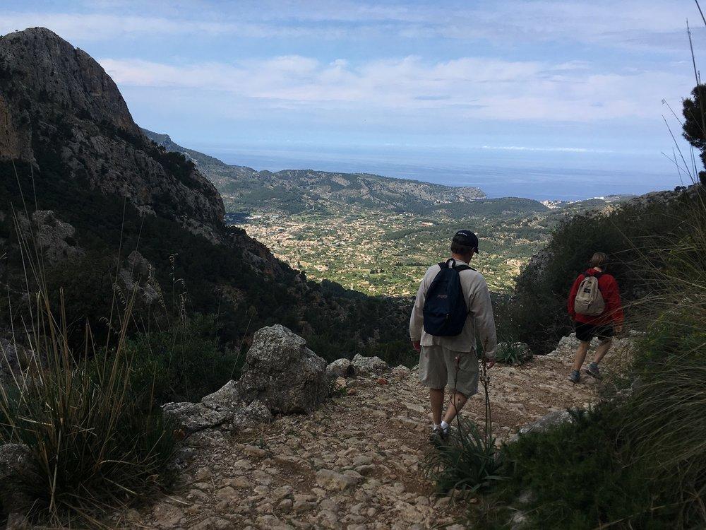 L'Ofre, Mallorca, Spain