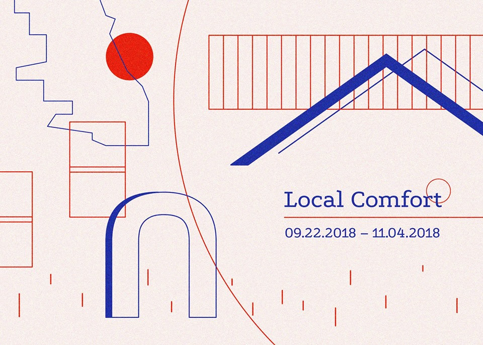 LVL3 is proud to present  Local Comfort  .  Local Comfort  is a group show featuring over 50 of Chicago's key local players helping make the community what it is. Kicking off the gallery season highlighting the idea of home  Local Comfort  brings together work of many mediums to celebrate the diverse range of the makers who call Chicago home.   Opening Reception  Saturday 22 September 2018 5-10pm
