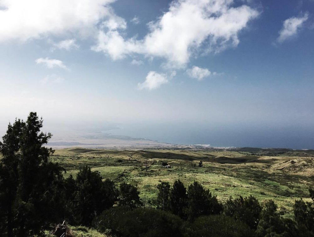 The amazing northwest coast of Big Island. (at Kamuela)