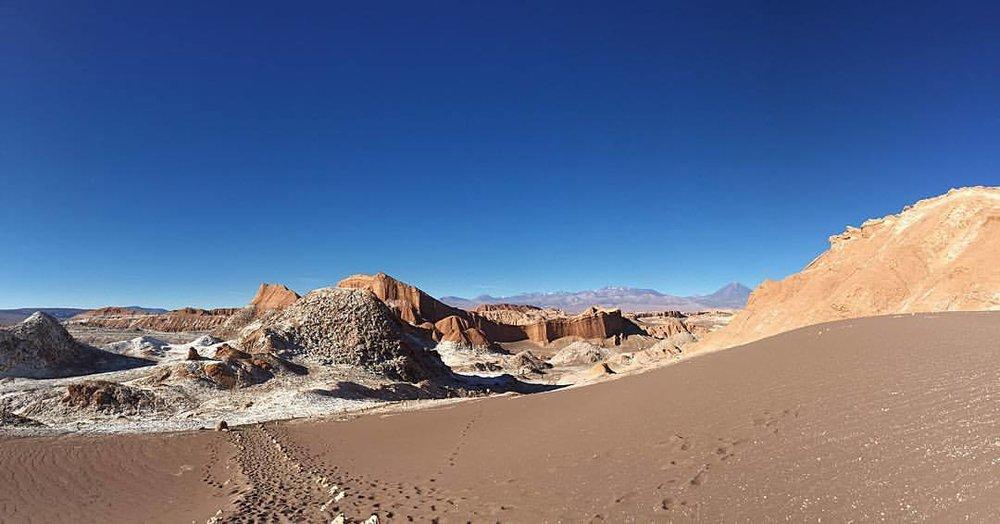 Through death, life. (at San Pedro de Atacama, Chile)