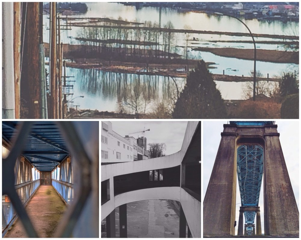 Photo tour of New Westminster. Endlessly interesting.