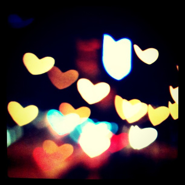 Heartbrokeh. (Taken with  Instagram  at Hapa Izakaya)