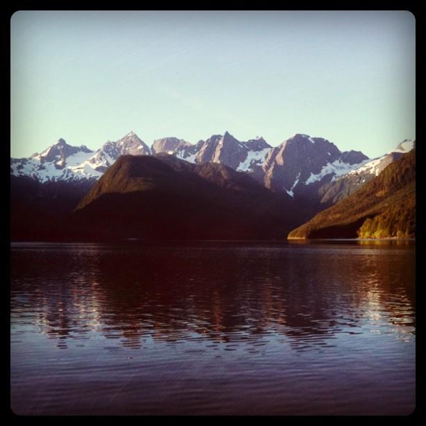 So pretty here. (Taken with  Instagram  at Jones Lake Reservoir)