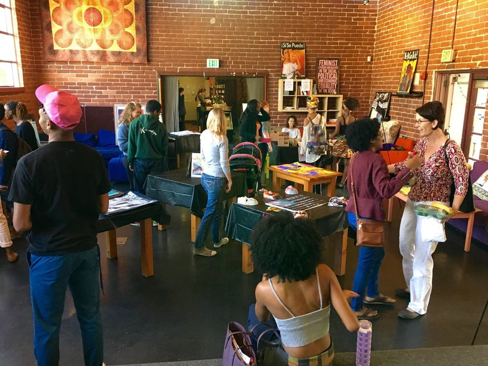 Black Arts Festival hosted at the Motley Coffeehouse