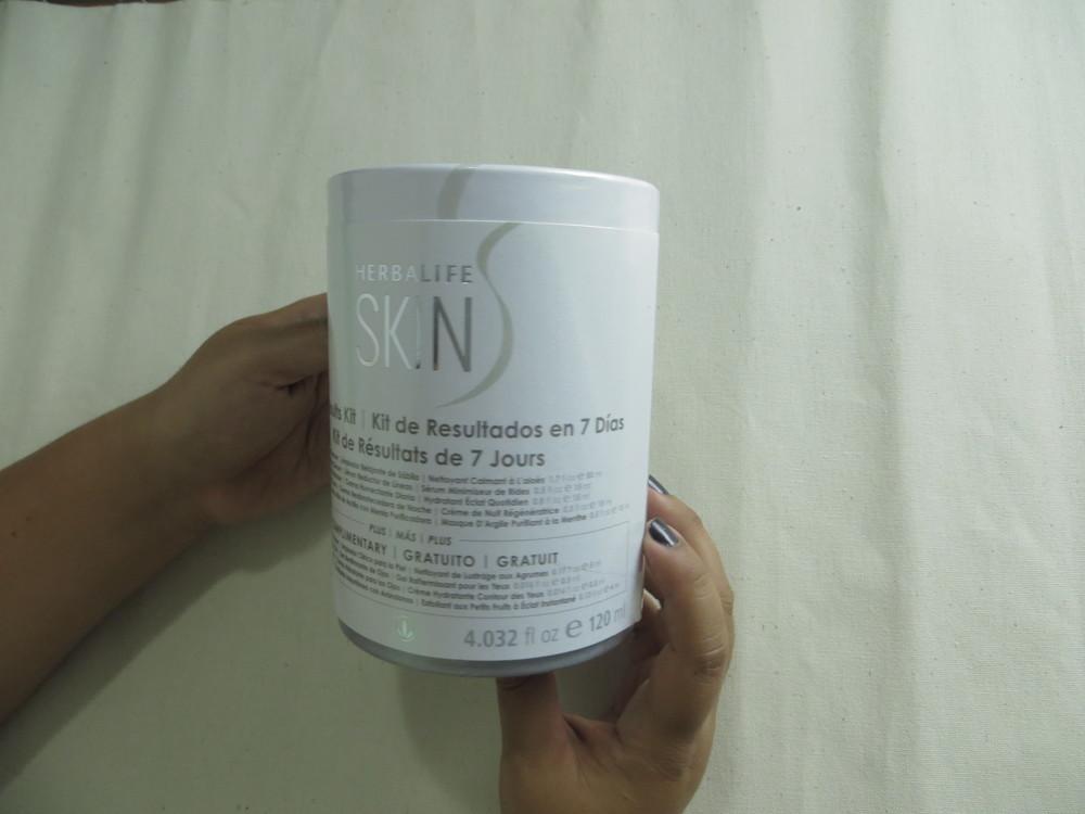 Kit Herbalife Skin