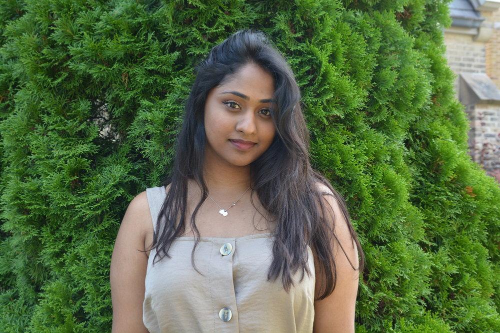 Raveena Raveendran - PremierFavourite thing about OYP:Debate.