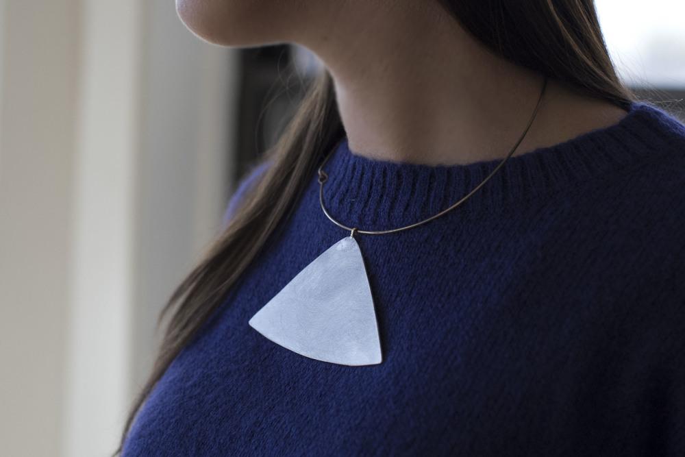 Scandinavian Lighting necklace