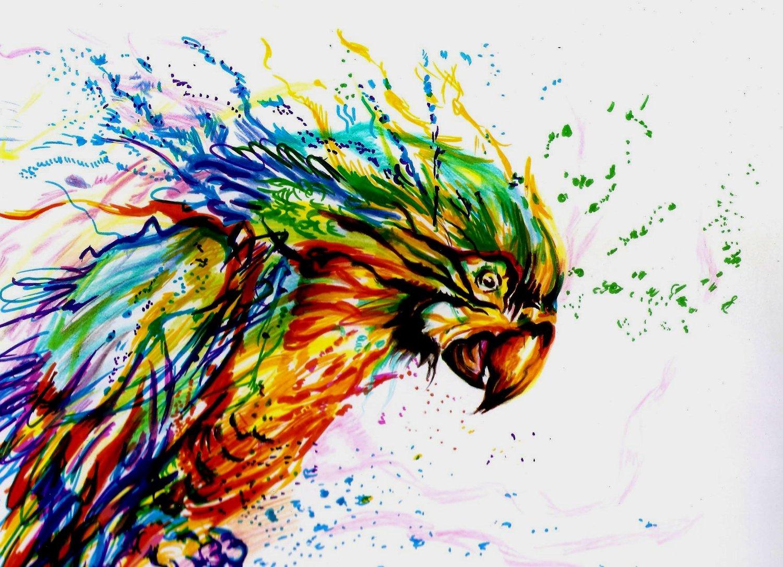 Color art magazine - Color Pencil Artist Fajr Alam