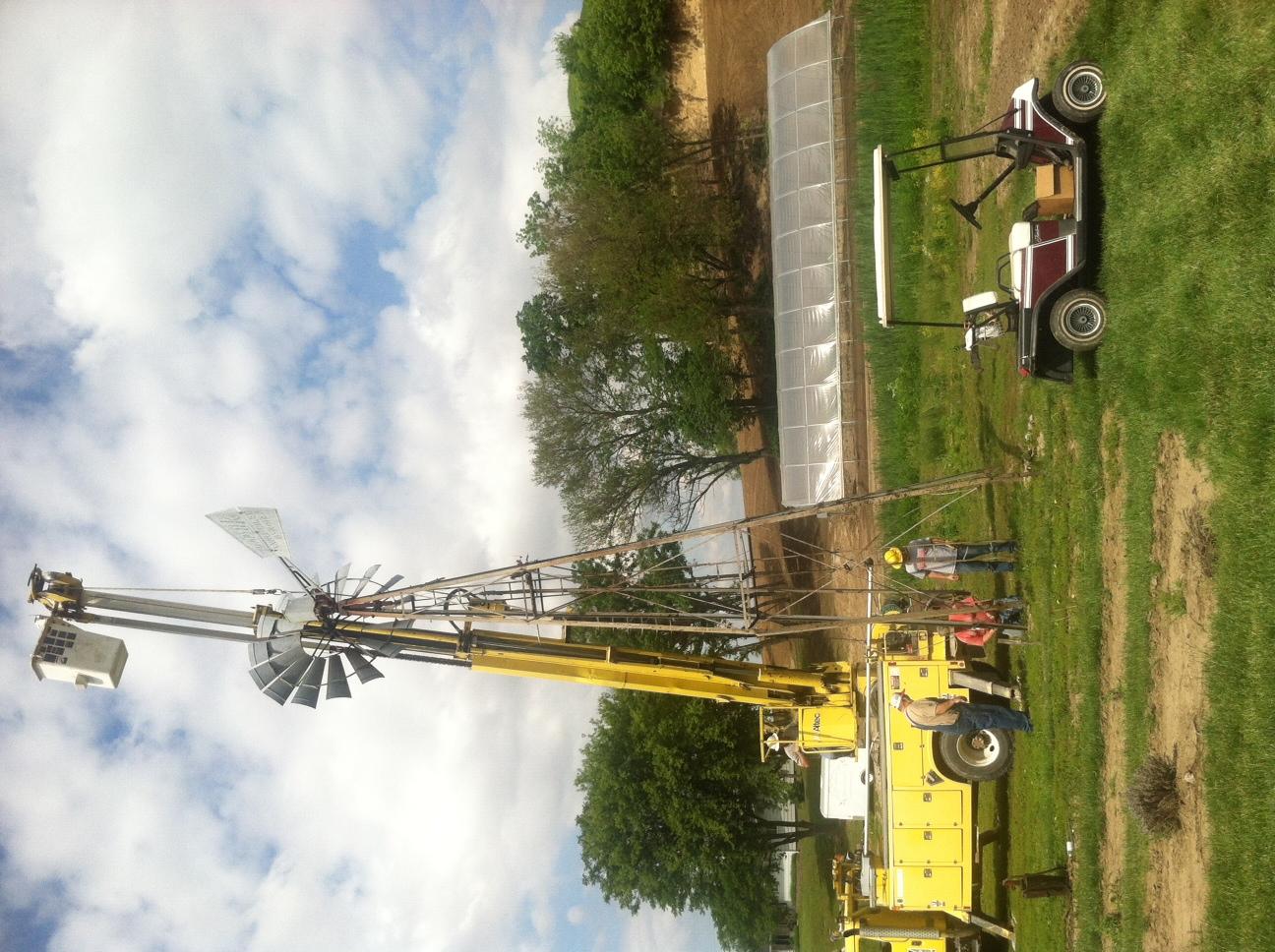 Raising Windmill, hoop bkgnd.JPG