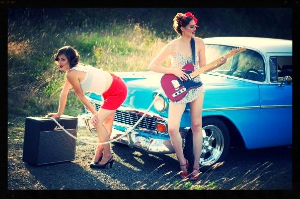 Photo Courtesy of Flatline Guitars