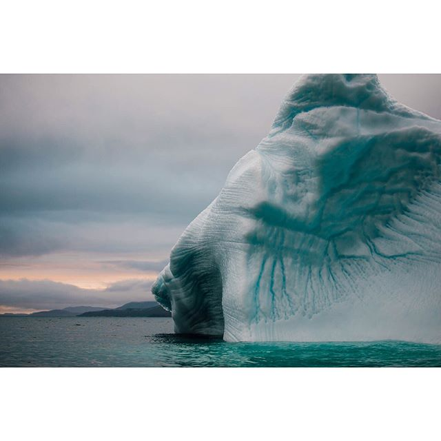 more icebergs #greenland