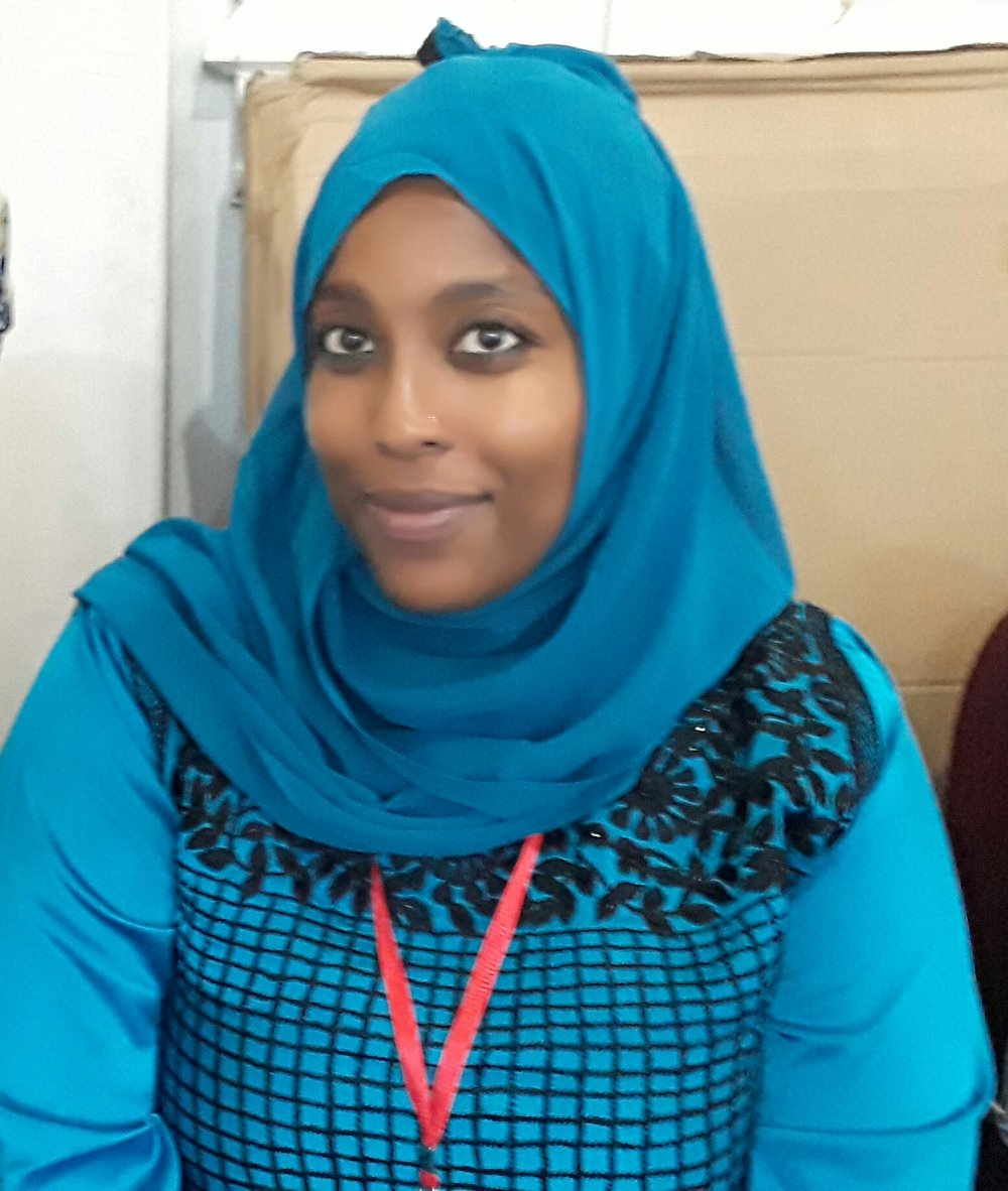 Mariam M. Abdu, Program Manager for TOLERANCE Project IMC. Phone: 08064354819, E-mail: mariamabdu3@gmail.com