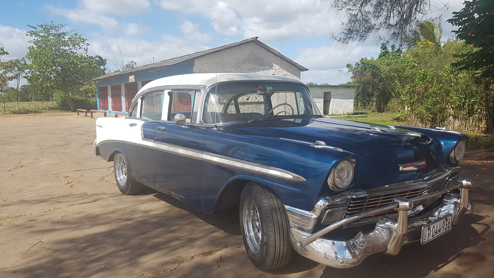 1956 Classic Chevy Bel Air