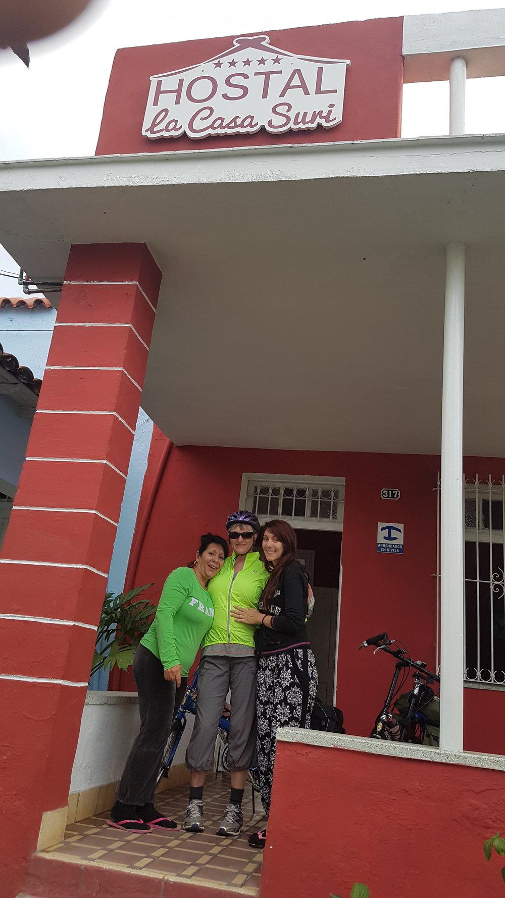 Casa Suri in Santa Clara. Lovely spot, highly recommended.