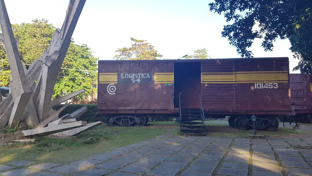 Che Guevera Train Museum
