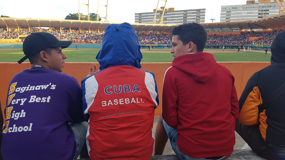 Baseball Tradition in Cuba