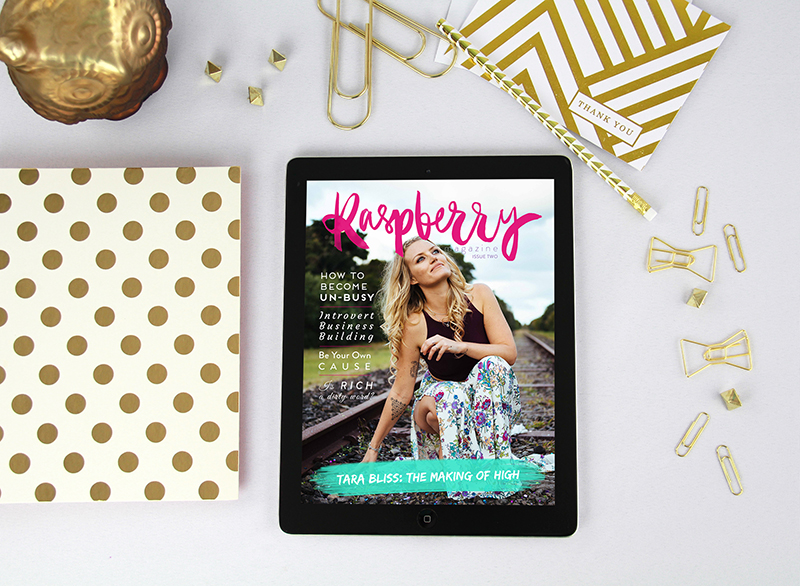 Raspberry Magazine Issue Two!