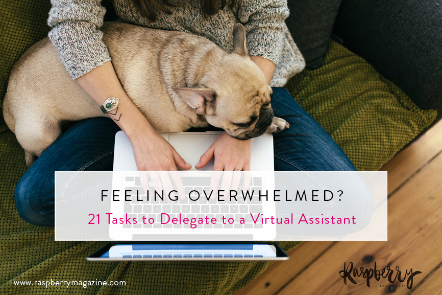 21 tasks to delegate to a VA