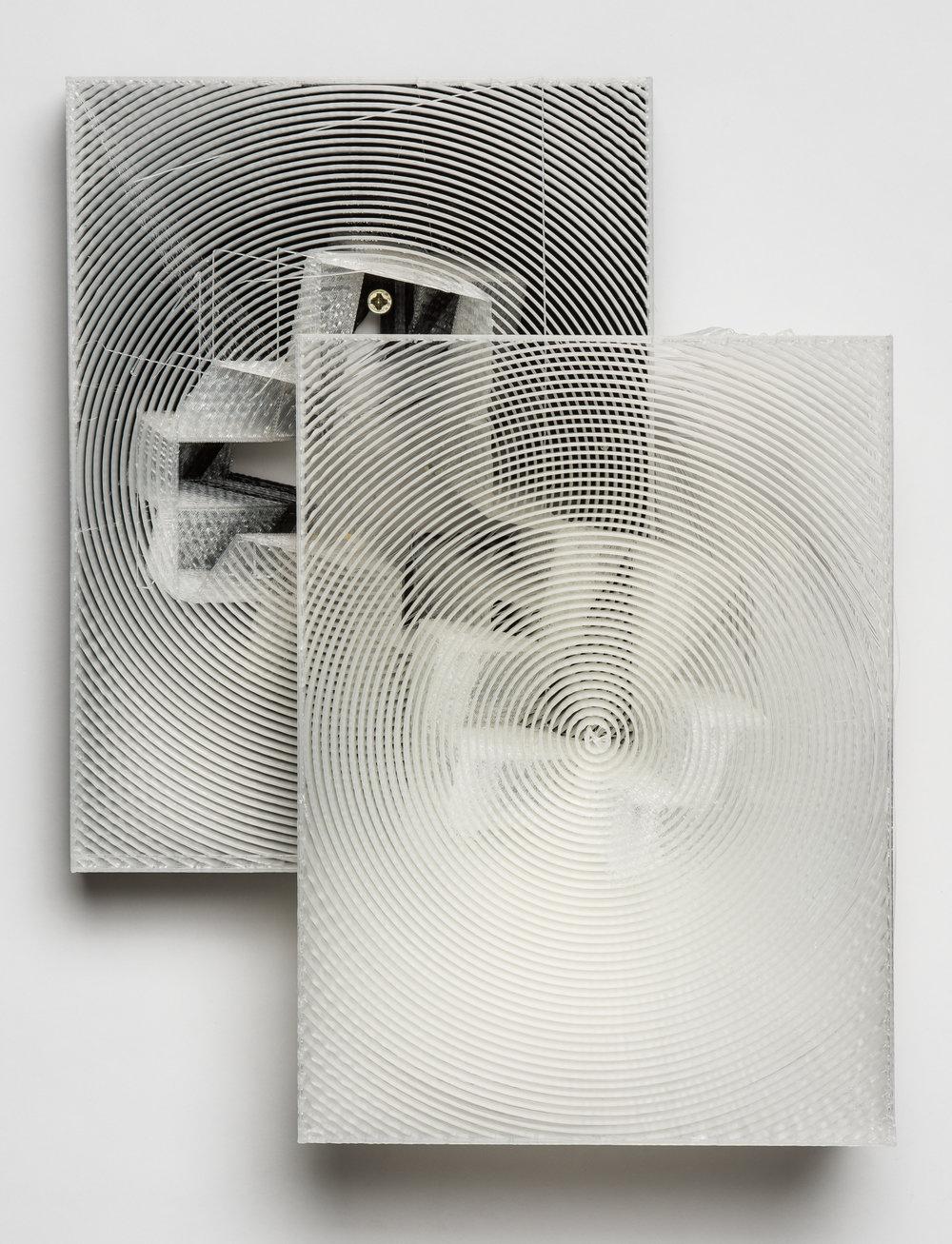 Structure No.22_PLA-3D printed_10x12x5 inches_Eunjin.KIM.jpg