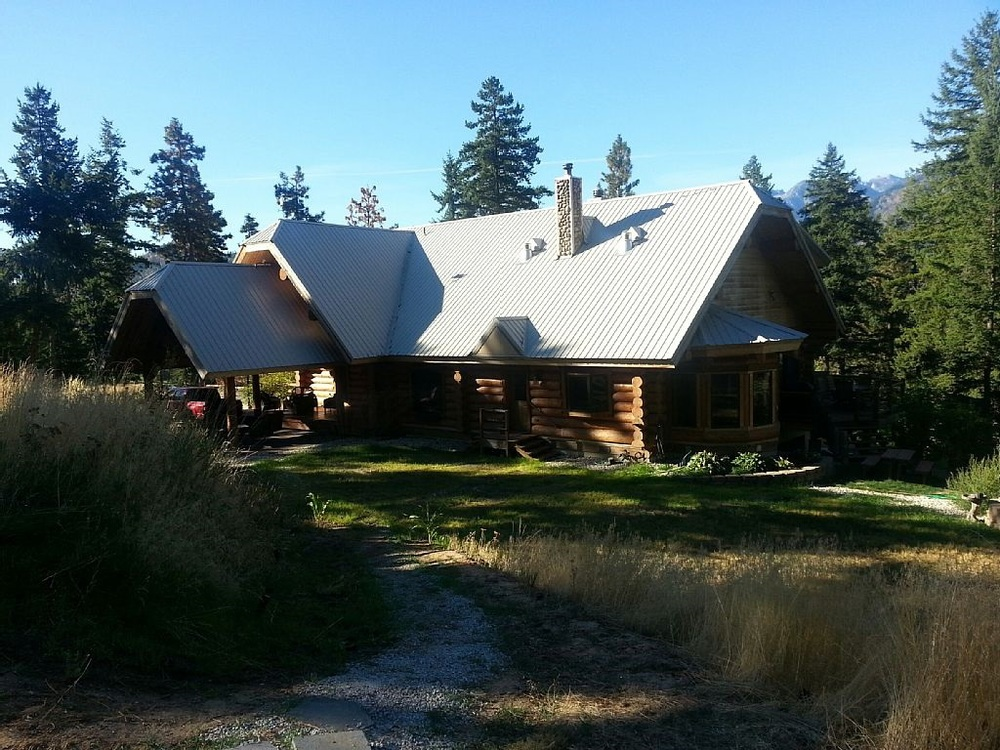 Welcome To Silver Spruce Lodge