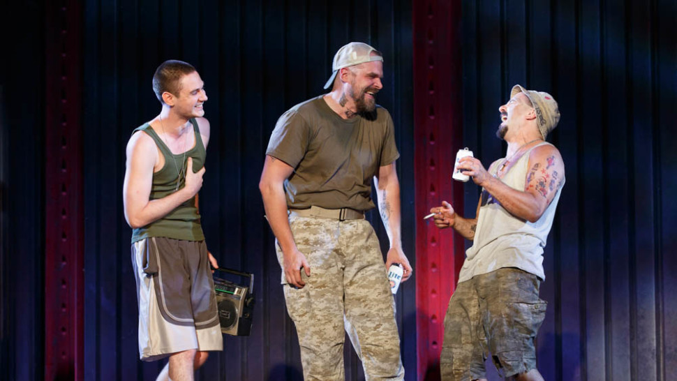 Troilus and Cressida - The Public Theatre