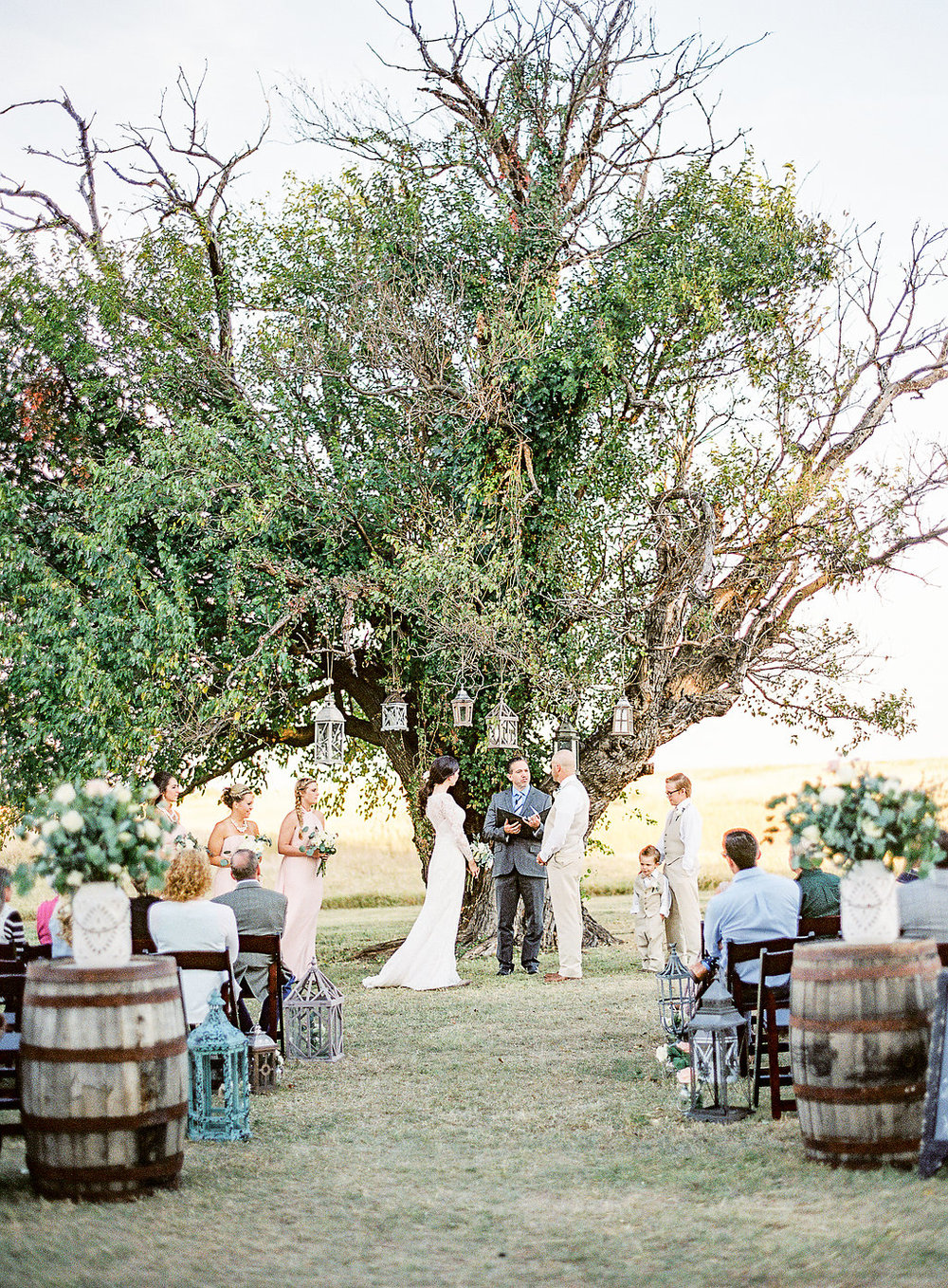 The Holsted Wedding could not have been more magical!