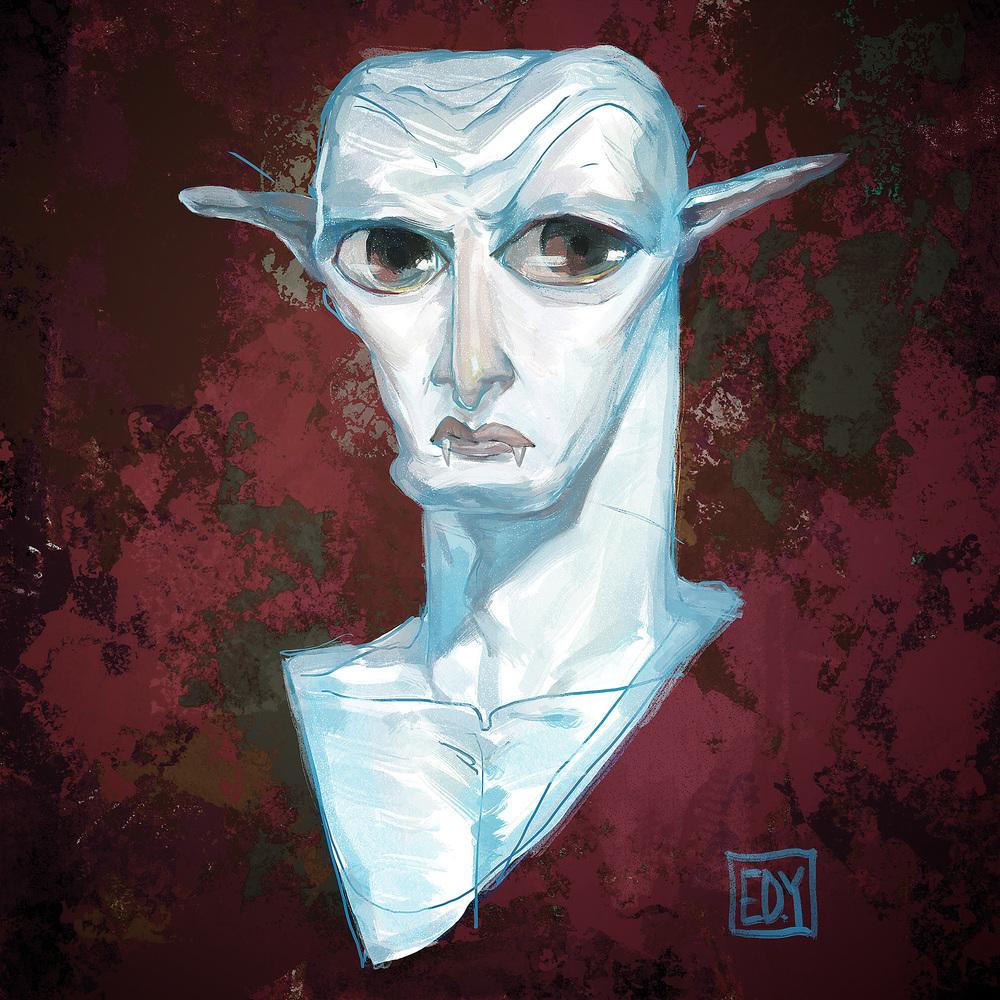 Nosferatu : sketchdailies