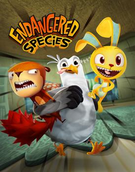 Endangered Species - Teletoon — Edison Yan