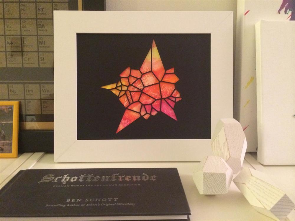 Voronoi Watercolor