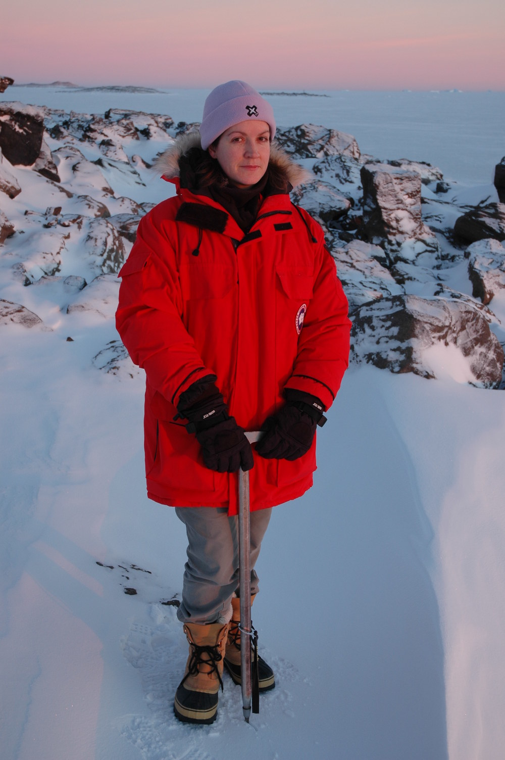 Rachael Robertson Antarctic Expedition Leader Health and Safety  Leadership Keynote Speaker
