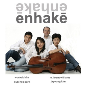 enhake: Messiaen Quartet for the End of Time currently out of print