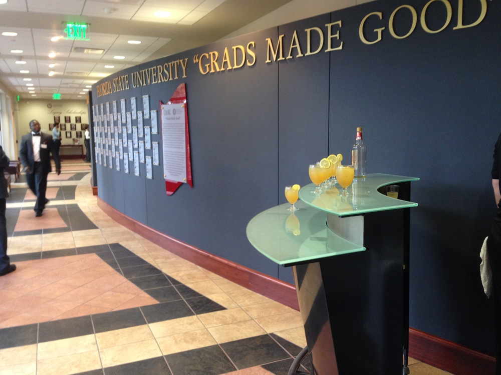 FSU Grads Made Good at FSU Alumni Center