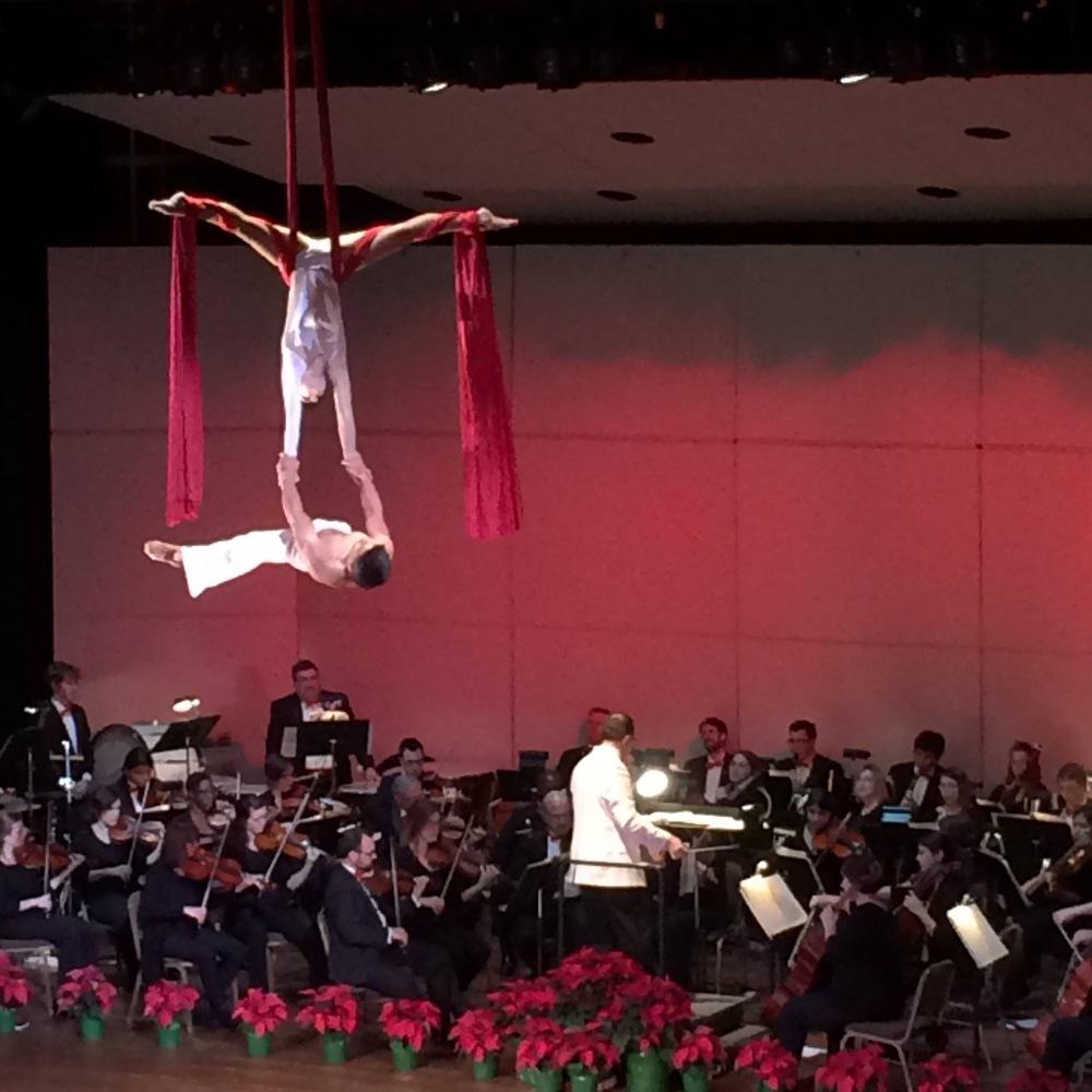 Albany Symphony Orchestra with Cirque de la Symphonie
