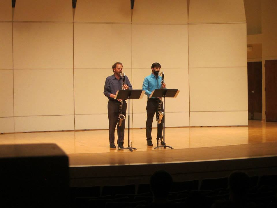 Sqwonk Recital