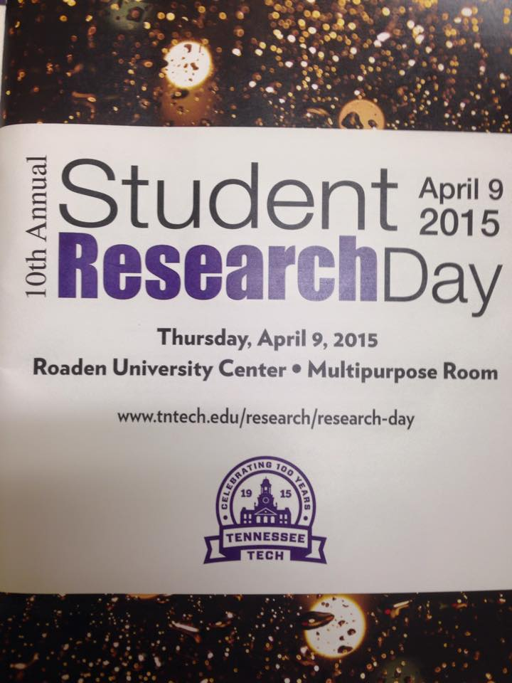 Research Day Program