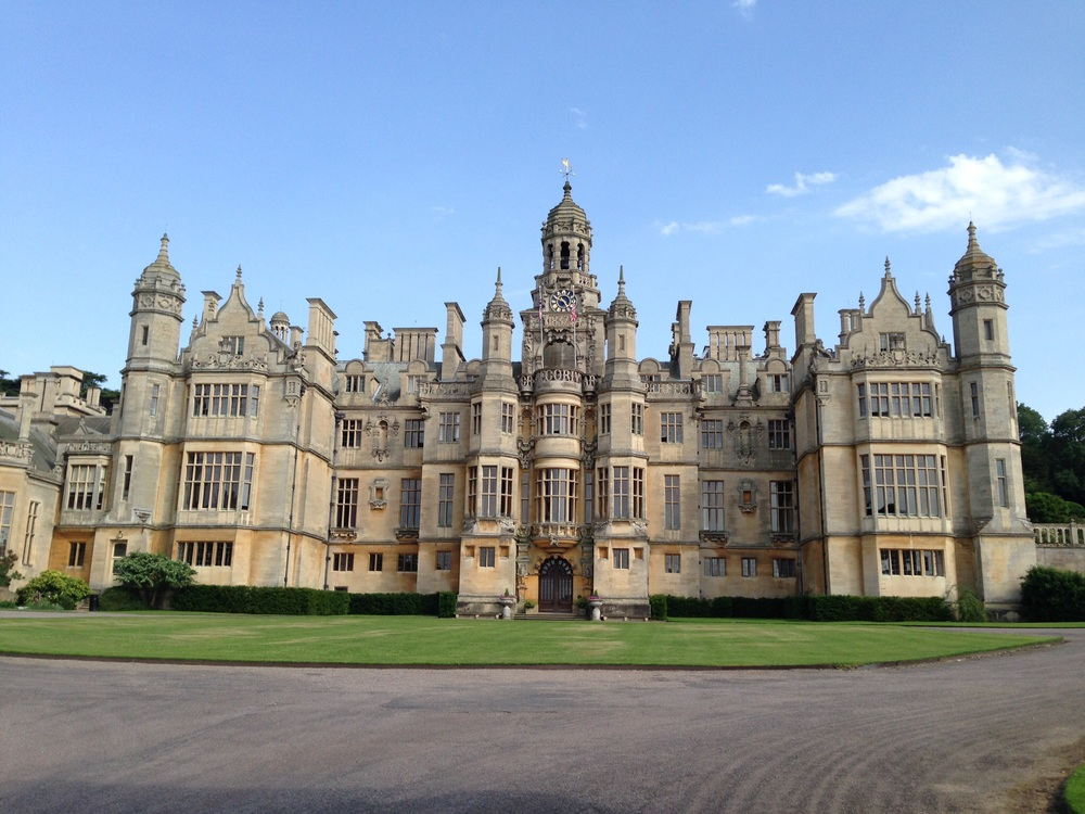 The Harlaxton Manor