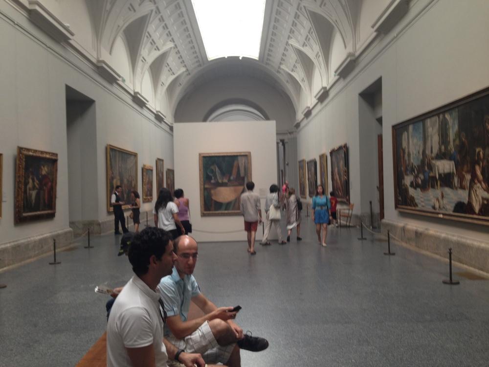 Special 10-piece Picasso Exhibit @ Museo Prado